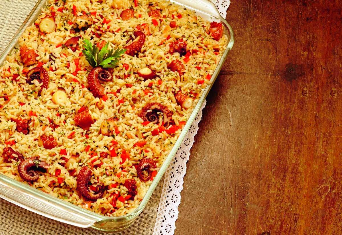 arroz de polvo - capa