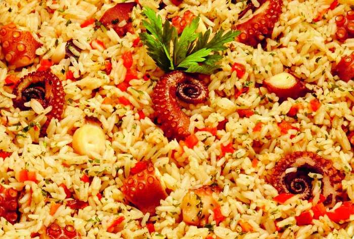 arroz de polvo - texto