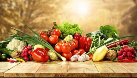 Conheça as frutas, verduras e legumes de Março!