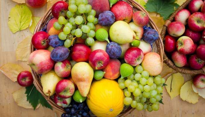 legumes de março - frutas