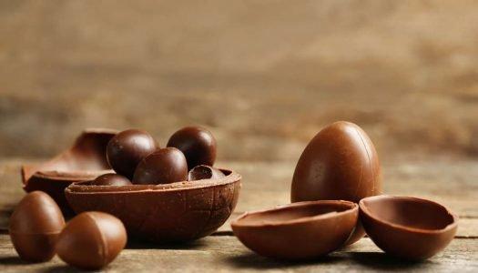6 ideias saborosas de recheio para ovos de Páscoa