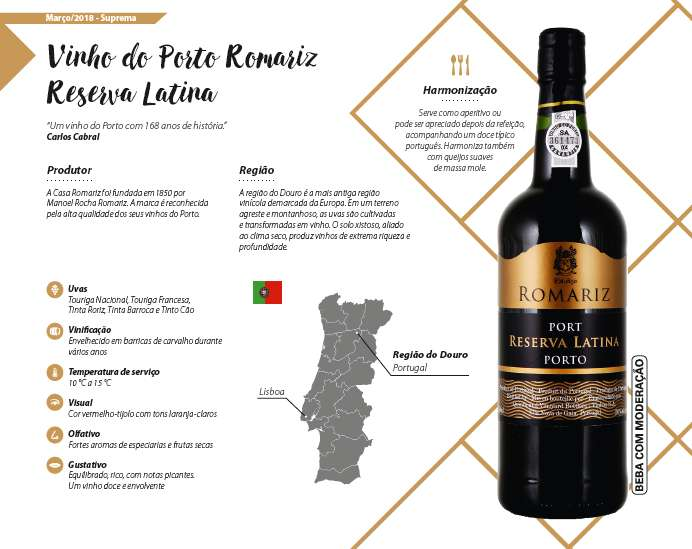 vinho do porto - suprema