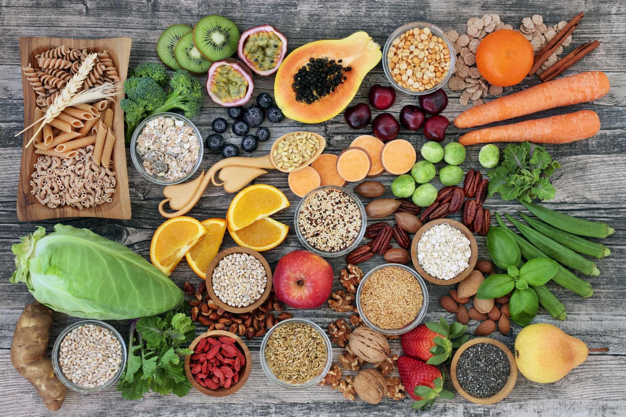 Alimentos prebióticos: o que são eles?