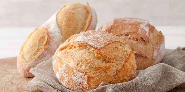 bruschetta siciliana - pão