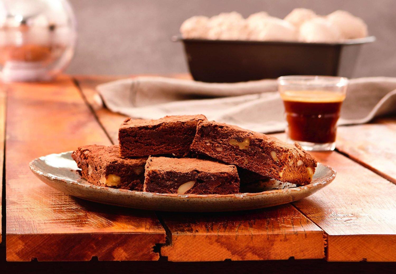 brownie de café e chocolate meio amargo - capa