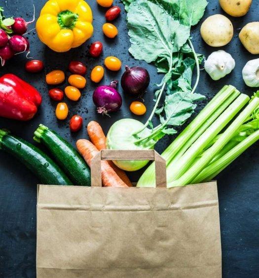 compras de supermercado - capa