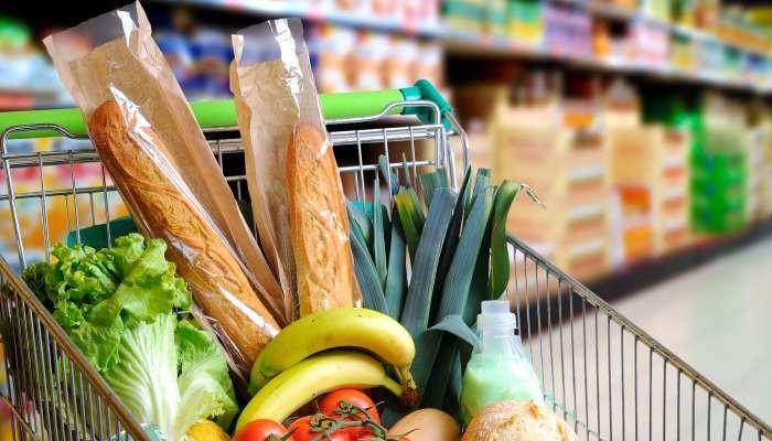 compras de supermercado - carrinho