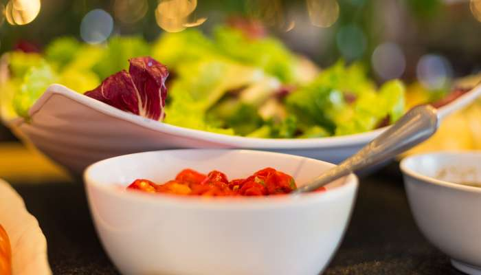 guia do churrasco - salada