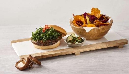 [Receita] Hambúrguer de cogumelos