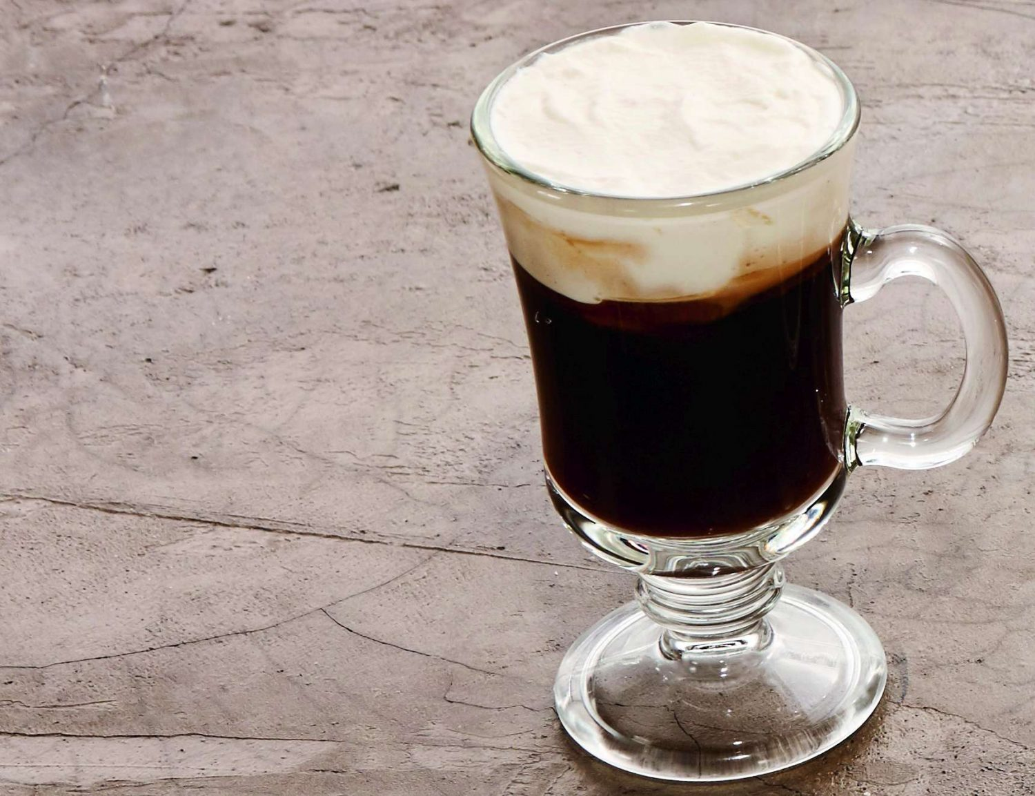 irish coffee - capa