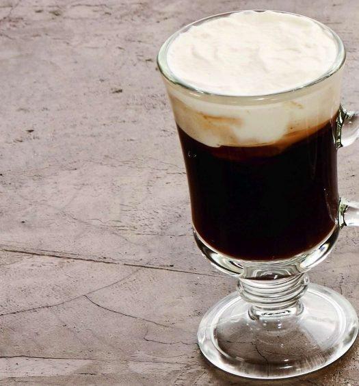irish coffee - capa