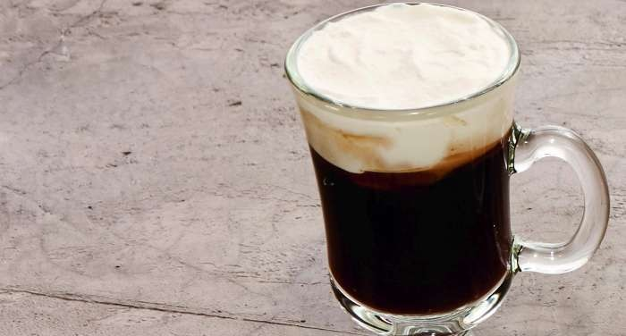 irish coffee - texto