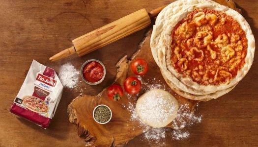 [Receita] Pizza de Abobrinha