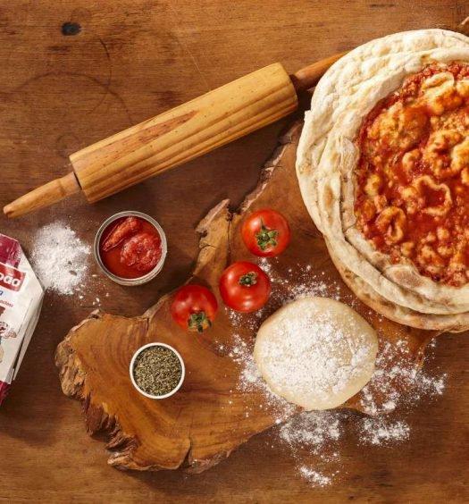pizza de abobrinha - capa
