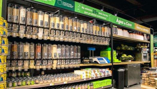 Projeto Reutilizar #praserfeliz: compre produtos a granel no Pão