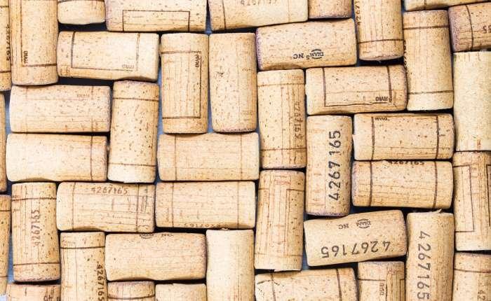 rolha de vinho - quadro