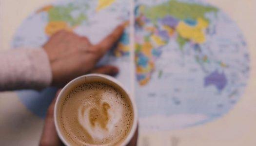 Volta ao mundo com o café: aprenda a saborear essa bebida em diferentes países