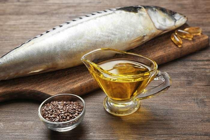 carne de peixe - ômega 3