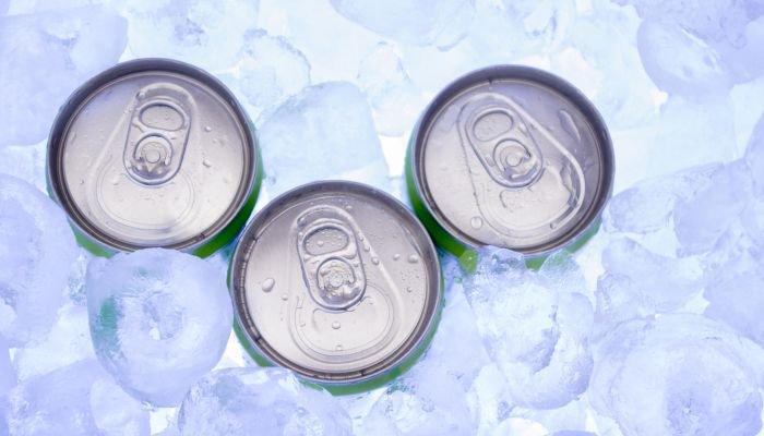 como gelar cerveja rápido gelo
