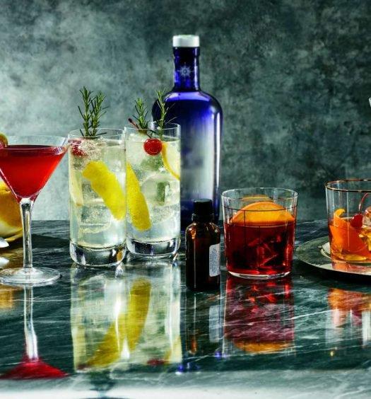 drinks clássicos - capa