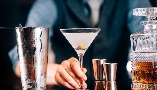 [Drinks Clássicos] Receita de Dry Martini