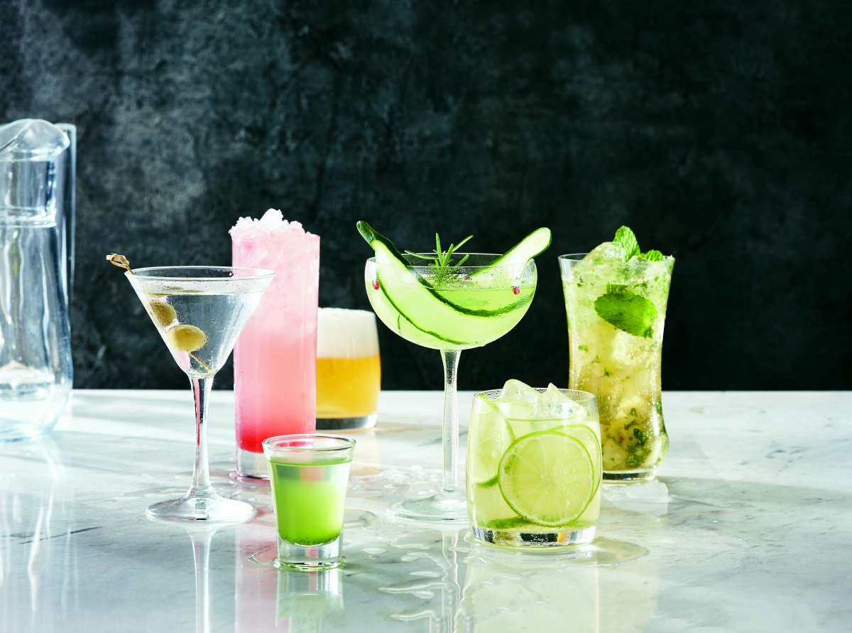 especial de drinks - capa