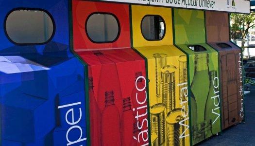 Estações de Reciclagem Pão de Açúcar Unilever: para onde vão os resíduos descartados?