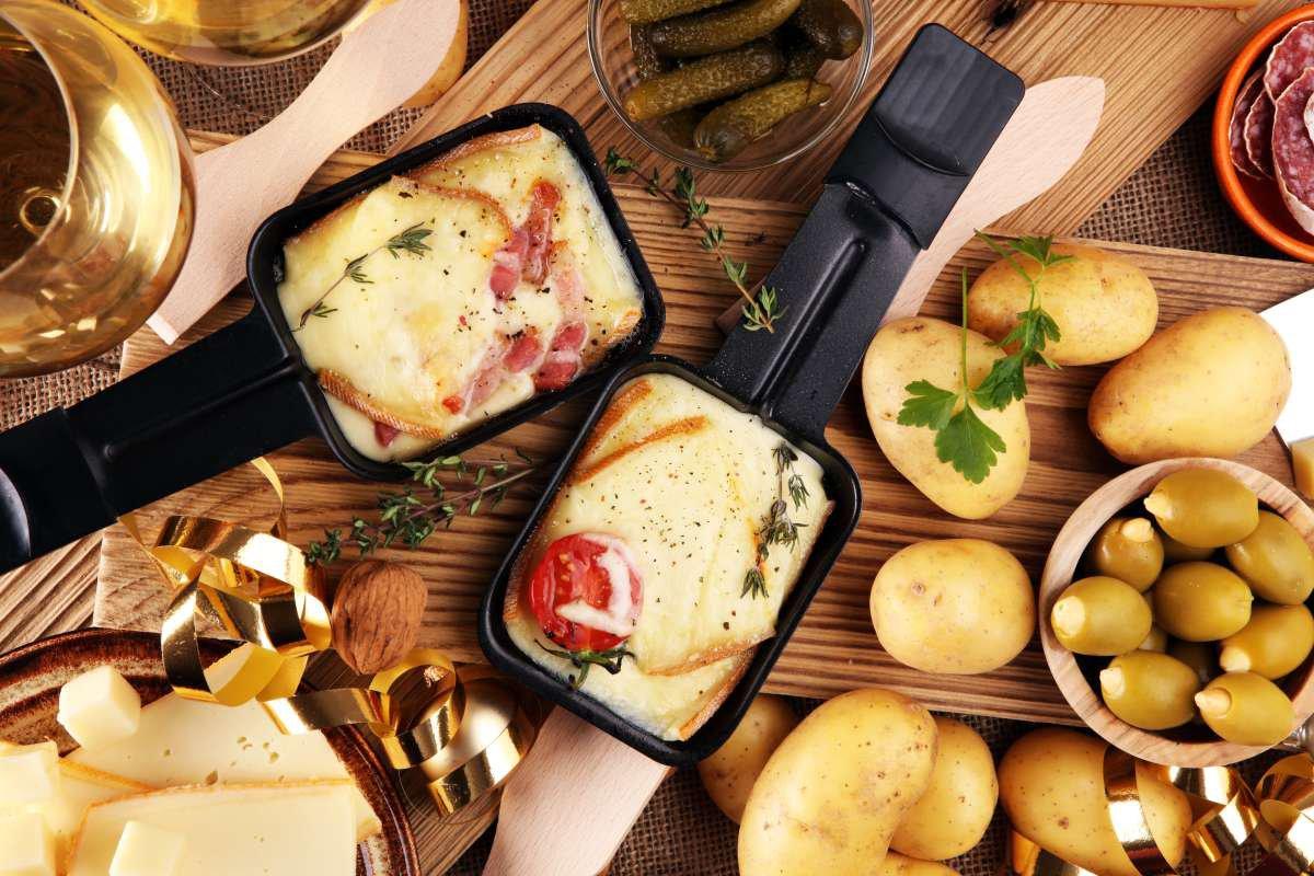 e33c23c8e73 Receita da Suíça  Raclette - Blog do Pão