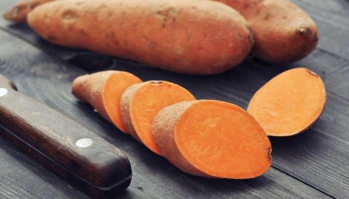 vegetais de junho - batata doce