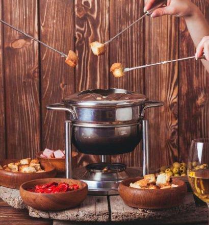 acompanhamentos para fondue - capa