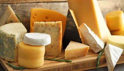 Conheça os mais diferentes tipos de queijo do mercado