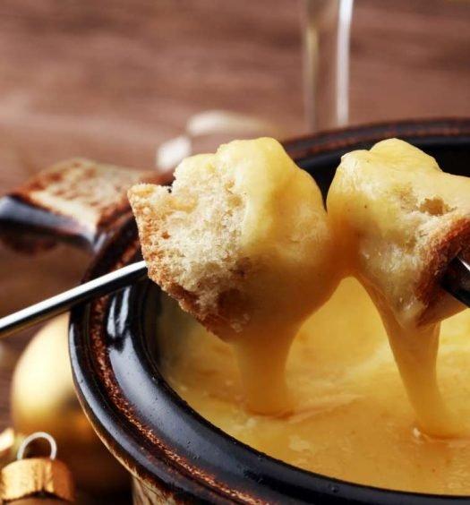 fondue americana - capa