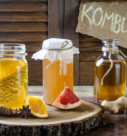 kombucha - capa
