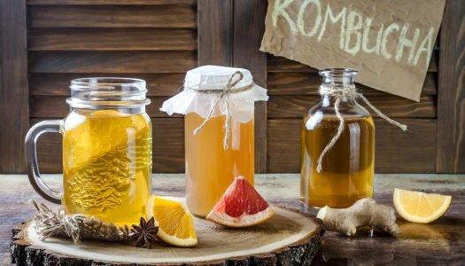 Você sabe o que é Kombucha? Veja receitas dessa bebida!