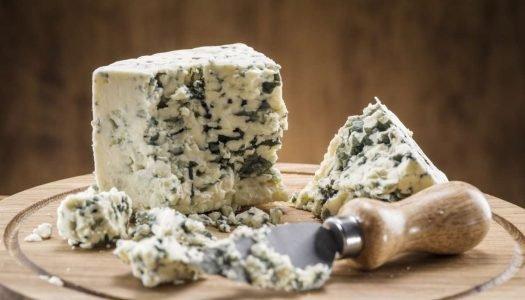 Quais são os principais queijos azuis?