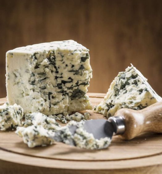 queijos azuis - capa