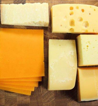 queijos duros - capa
