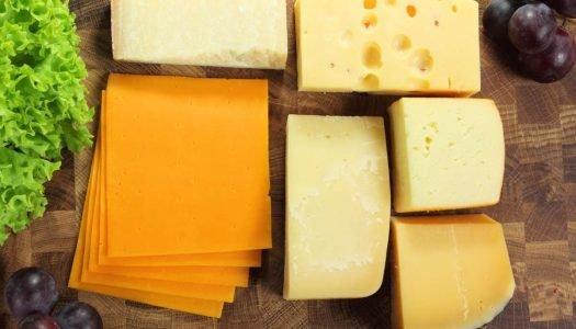 Quais são os principais tipos de queijos duros?