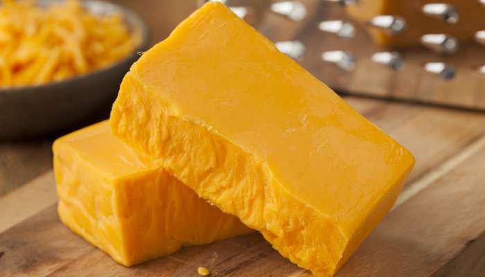 queijos duros - cheddar