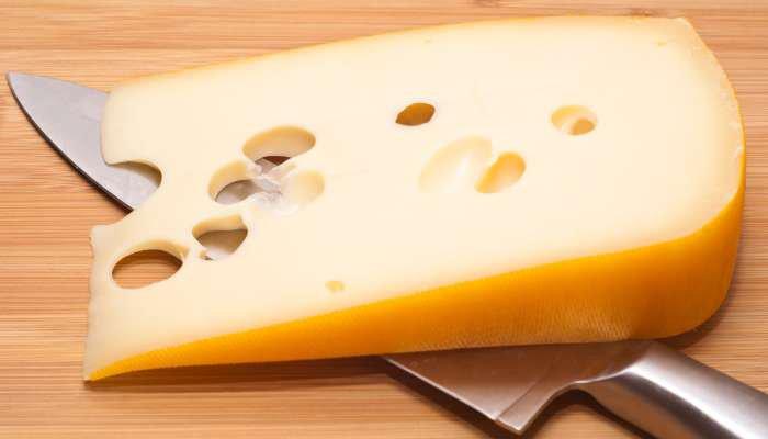 queijos duros - emmenthal