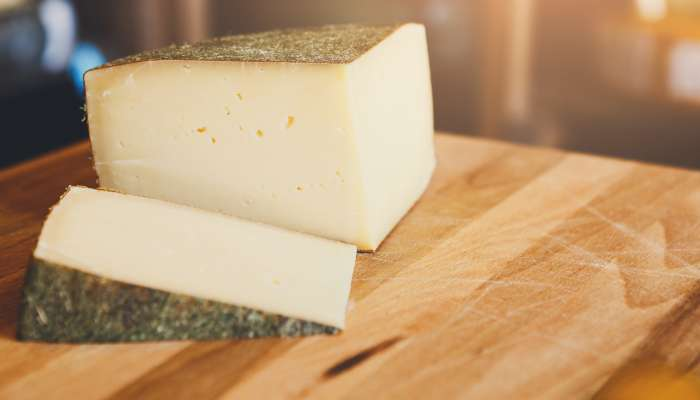 queijos duros - gruyere