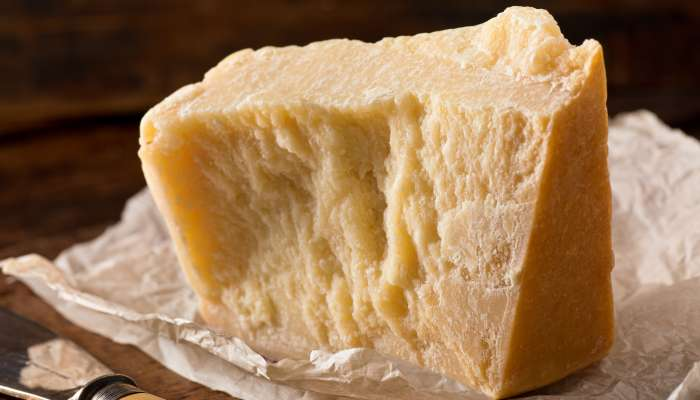 queijos duros - parmiggiano