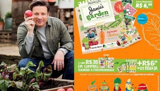 Promoção Jamie's Garden: Participe dessa aventura superdivertida na Horta do Jamie!