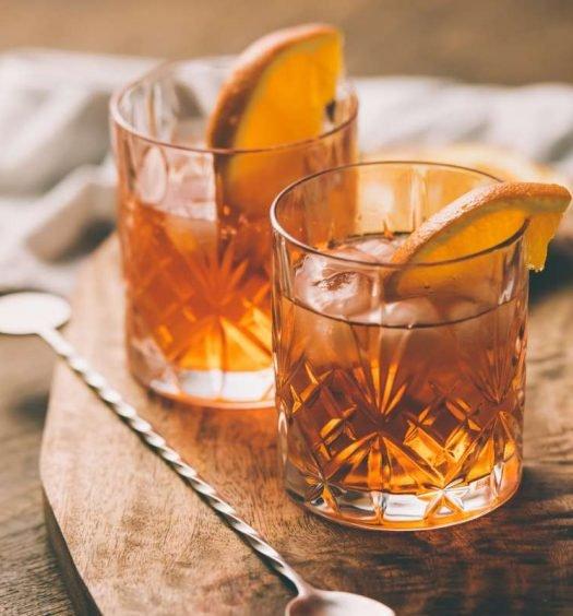 drink boulevardier - capa