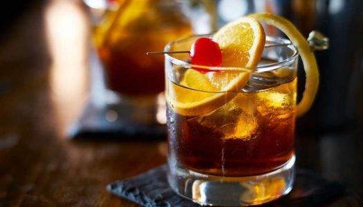 [Receita] Drink Rob Roy