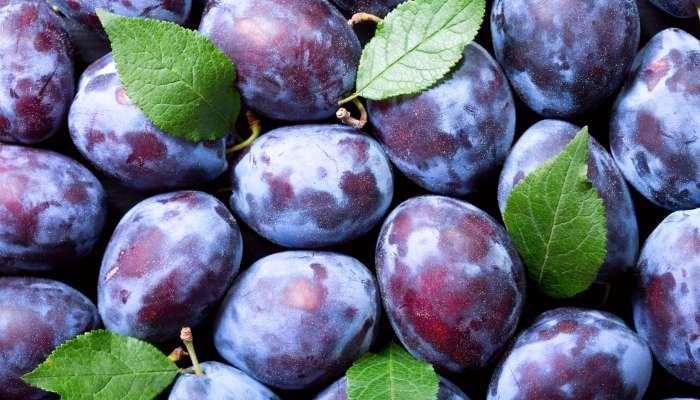 frutas poderosas - ameixa