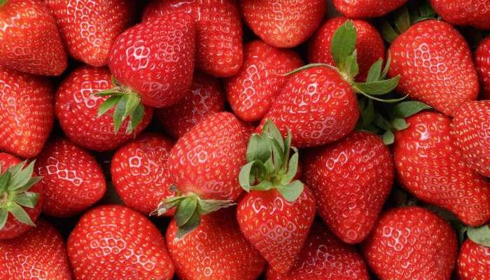 frutas poderosas - morango