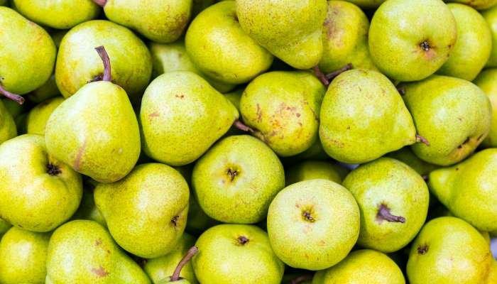 frutas poderosas - pera