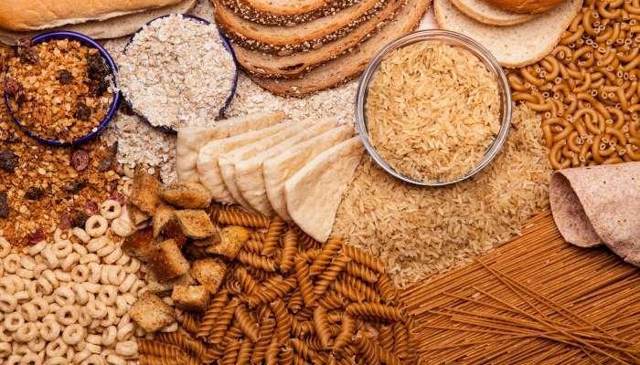 melhores carboidratos - cereais integrai