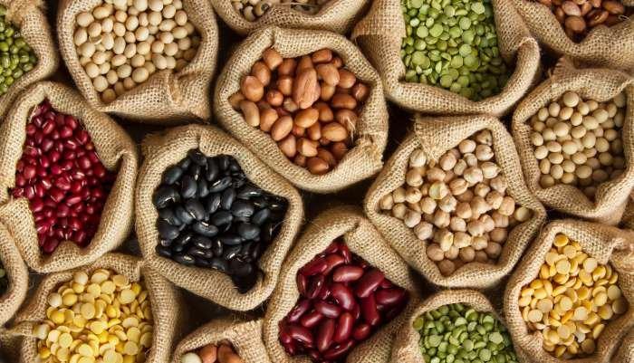 melhores carboidratos - grãos